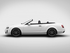 bentley continental supersports convertible pic #92058