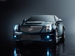 cadillac cts-v coupe pic #74337