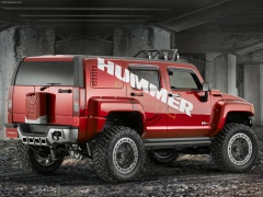 hummer h3r off road pic #48799