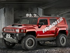 Hummer H3R Off Road pic