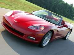 Chevrolet Corvette C6 Convertible pic