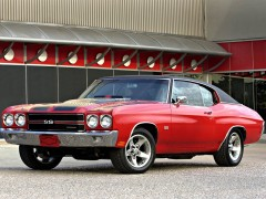 chevrolet chevelle ss 454 pic #481