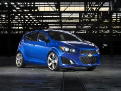 Chevrolet Aveo RS pic