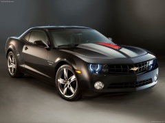 chevrolet camaro 45th anniversary edition pic #79907