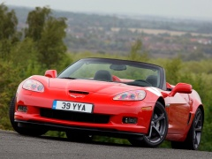 chevrolet corvette c6 convertible pic #94558