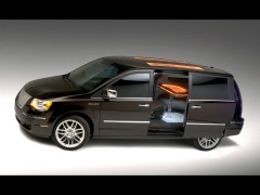 chrysler town & country black jack pic #49053