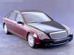 maybach concept pic #1989