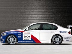 bmw 3-series wtcc pic #26988