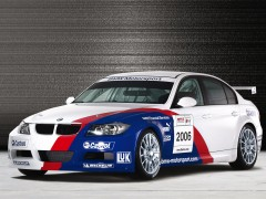 bmw 3-series wtcc pic #26990