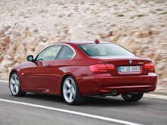 bmw 3-series e92 coupe pic #70726