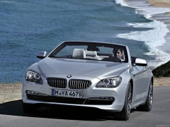 bmw 6-series convertible pic #77169
