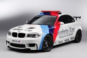 1-series M Coupe MotoGP Safety Car