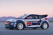 Veloster Rally Car