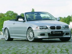 g power bmw 3 series cabrio (e46) pic #35390