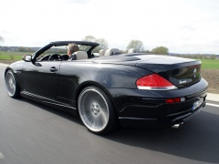 g power bmw m6 hurricane convertible (e64) pic #55740