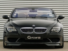 g power bmw m6 hurricane convertible (e64) pic #55742