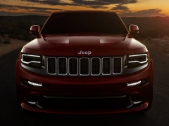 jeep grand cherokee srt pic #108575