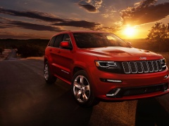 jeep grand cherokee srt pic #108577