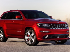 jeep grand cherokee srt pic #108578