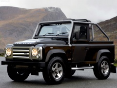 land rover defender svx pic #53797