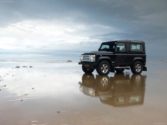 land rover defender svx pic #53798