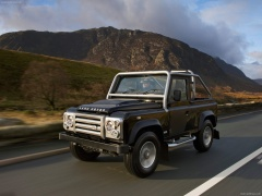 land rover defender svx pic #53799