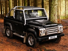 land rover defender svx pic #53801
