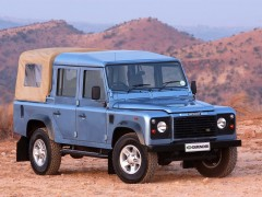 land rover defender 110 pic #82106