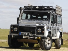 land rover defender 110 pic #82113