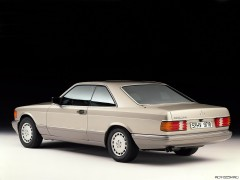 S-Class Coupe C126 photo #76875