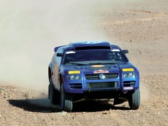 volkswagen race-touareg pic #17069