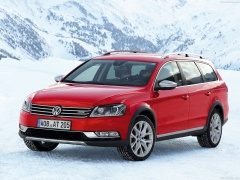 Passat Alltrack photo #89263