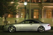 Bercedes Benz CL600