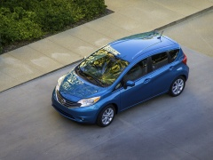 nissan versa note pic #108821