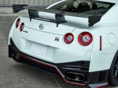 nissan gt-r nismo pic #131407