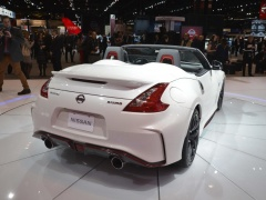 nissan 370z nismo roadster pic #138171