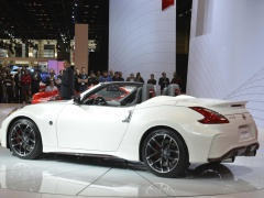 nissan 370z nismo roadster pic #138176