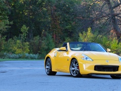 nissan 370z nismo roadster pic #170600