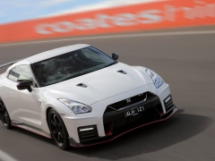 nissan gt-r nismo pic #174530