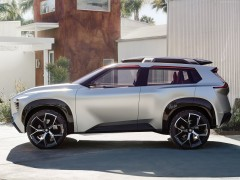 nissan xmotion pic #185536
