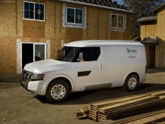 nissan nv2500 concept pic #59967