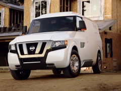 nissan nv2500 concept pic #59970