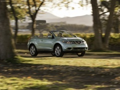 nissan murano crosscabriolet pic #77018