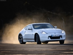 nissan 370z gt edition pic #78606