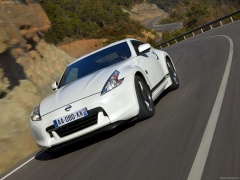 nissan 370z gt edition pic #78607