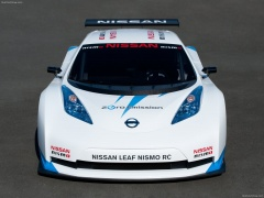nissan leaf nismo rc concept pic #80254