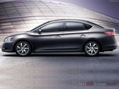 nissan sylphy pic #91414