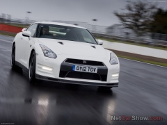 nissan gt-r track pack pic #91519