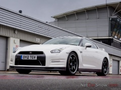 nissan gt-r track pack pic #91522