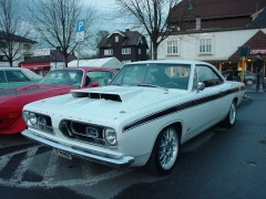 plymouth barracuda pic #39238
